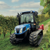 New Holland: innovativi cingoli in gomma SmartTrax per il TK4000