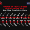 Tractor of the Year 2015®: i finalisti