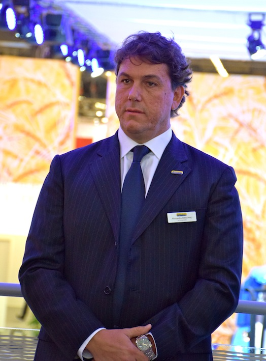 Image result for ALESSANDRO MARITANO EMEA VICE PRESIDENT NEW HOLLAND AGRICULTURE