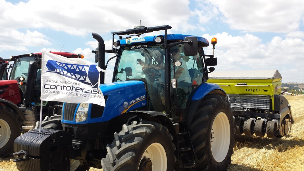 Uncai: prove di precision farming all'Eima Show