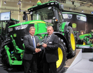 """Tractor of the year"" 2012: i vincitori"