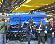 "New Holland e Semeato, una collaborazione strategica per il ""no-till"""