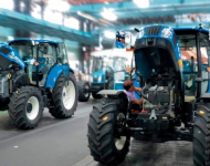 "New Holland, speciali ""in tutti i sensi"""