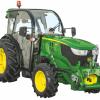 John Deere: 5100 GL in versione cabinata, new entry tra gli specializzati