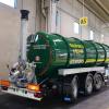 Multitrax: cisterna autoportante per il trasporto di liquame e digestato