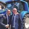 New Holland e Agrisfera: accordo esclusivo di collaborazione