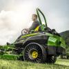John Deere: nuovo tosaerba ZTrak Z994R a raggio di sterzo zero