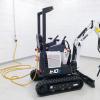 Bobcat: nuovo miniescavatore elettrico E10e