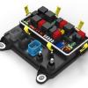 MTA: MEC 97, centralina elettromeccanica waterproof per applicazioni off-highway