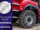 Alliance: ad Agritechnica 2019 il primo pneumatico agricolo che raggiunge i 100 chilometri orari