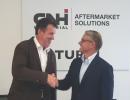 CNH Industrial Aftermarket Solutions collaborerà con Granit Parts