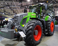 "Il Fendt 942 Vario è il ""Tractor of the Year 2020"""