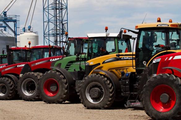 Macchine agricole: il calo dei redditi fa volare le vendite dell'usato