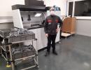 Massey Ferguson: da Beauvais visiere integrali stampate in 3D contro il Coronavirus