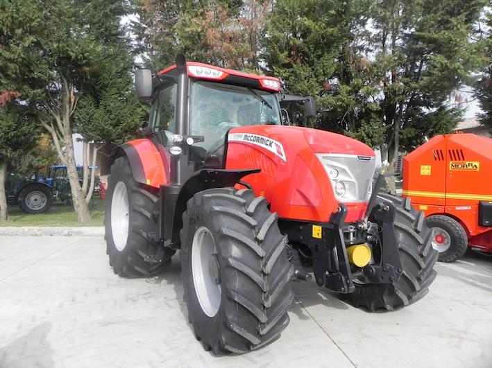 Argo Tractors: una svolta decisiva