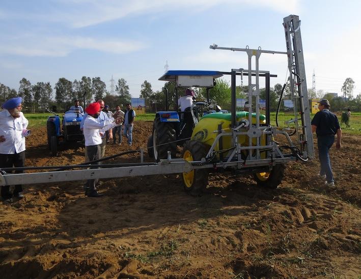 Eima Agrimach 2013: tecnologie avanzate per il mercato indiano