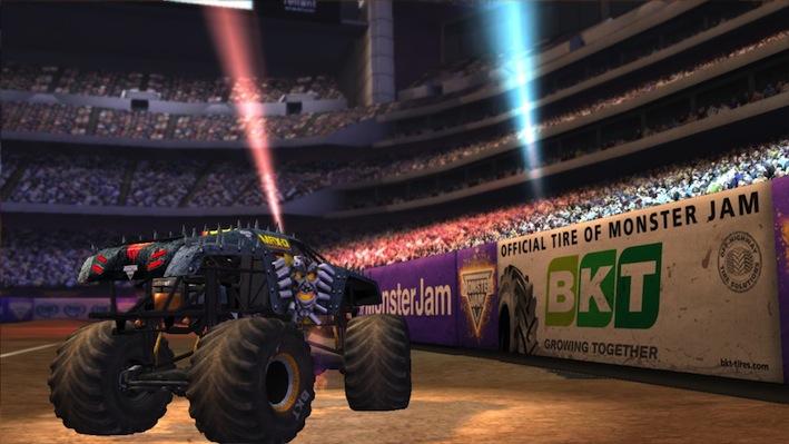 Pneumatici Bkt anche per i Monster Truck virtuali
