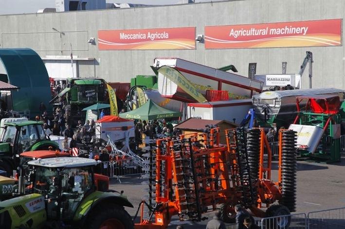 Veronafiere: accordo con FederUnacoma per la meccanica agricola