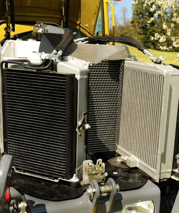 """Rigitrac SKH 75, il trattore """"alpinista"""""""