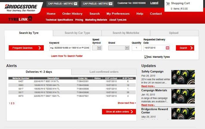 Bridgestone: nuovi strumenti su misura per i rivenditori