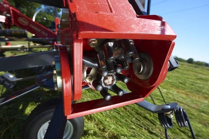 Fanex 764 e 904: da Vicon una nuova generazione di voltafieno portati