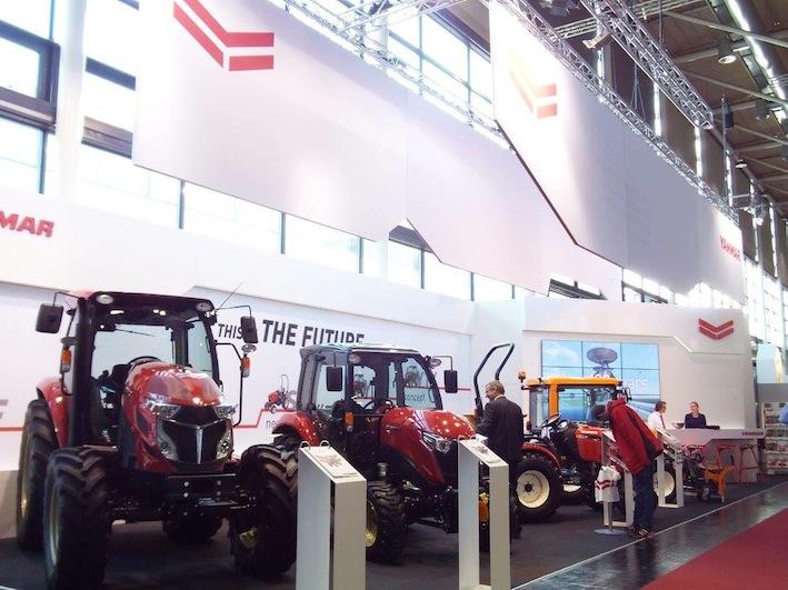 Yanmar: trattori del Sol Levante pensati per l'Europa