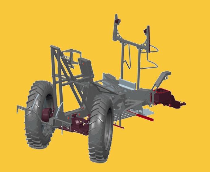 Challenger: in arrivo le nuove irroratrici trainate RoGator 300