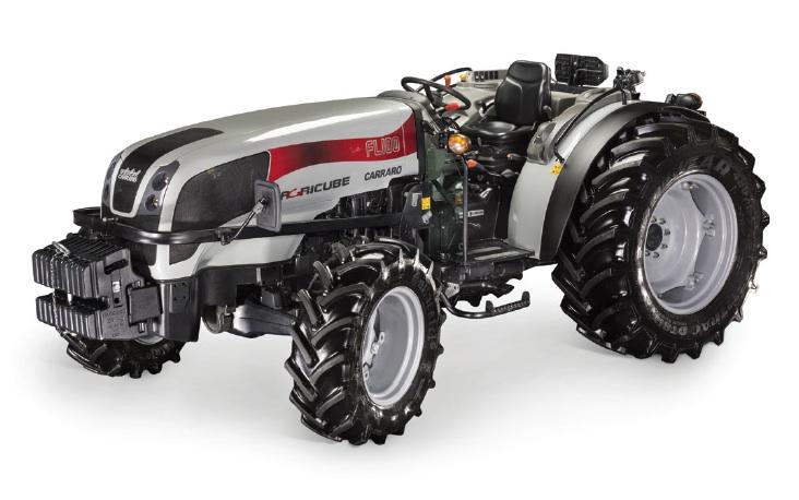 Carraro Tractors: efficienza, praticità d'impiego ed affidabilità