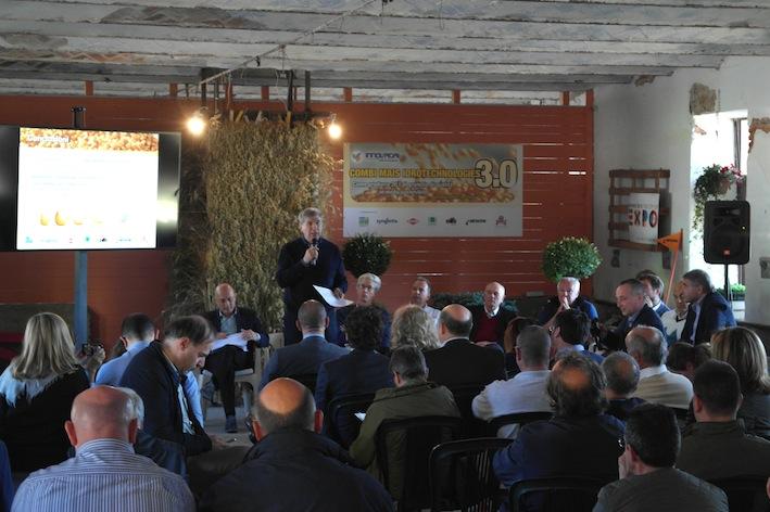 Combi Mais Idrotechnologies 3.0: l'apporto di Kuhn