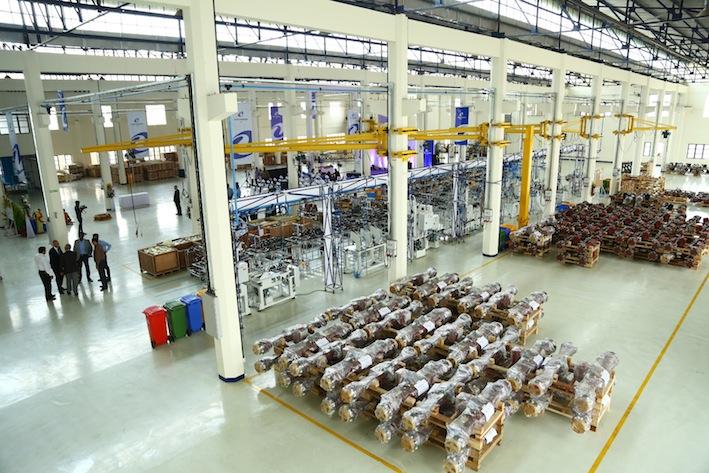 Comer Industries: taglio del nastro per lo stabilimento indiano di Bangalore