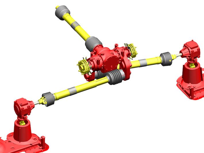 Pöttinger: nuova falciatrice combinata Novacat A10