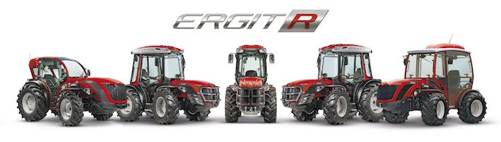 Antonio Carraro: nuova serie Ergit R, un upgrade a 360 gradi