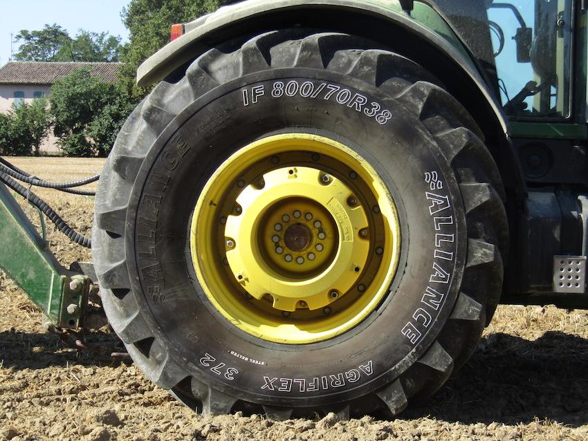 Alliance Tire Group: focus sulle tecnologie IF e VF