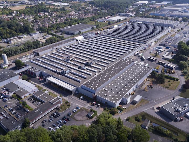 Agco: cospicui investimenti per dare il via a Beauvais 3