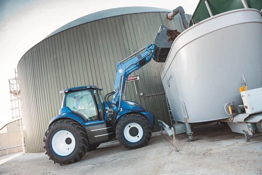 New Holland: il trattore a metano sempre più vicino al mercato