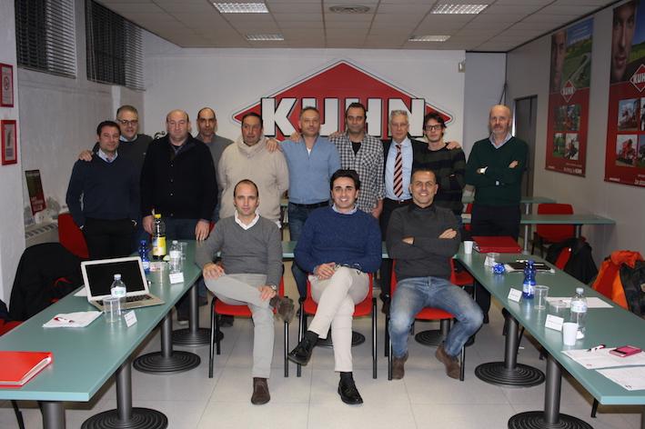 Kuhn: la filiale italiana compie 30 anni