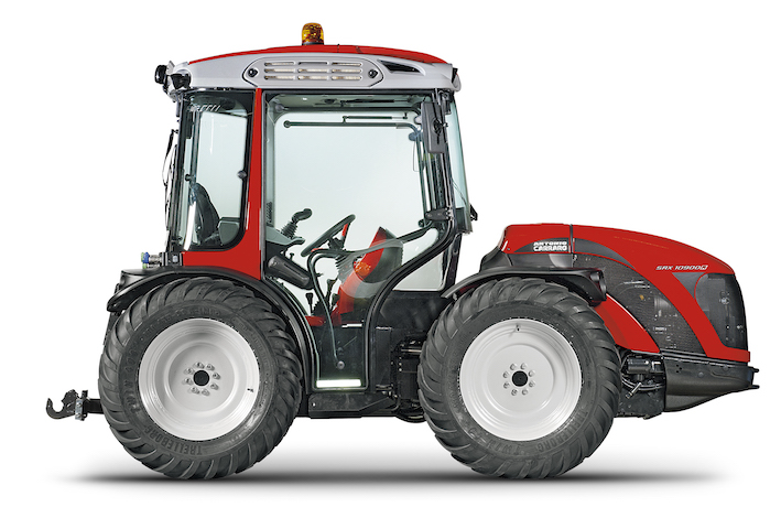 Antonio Carraro: i trattori su misura per l'agricoltura mediterranea in mostra ad Agrilevante