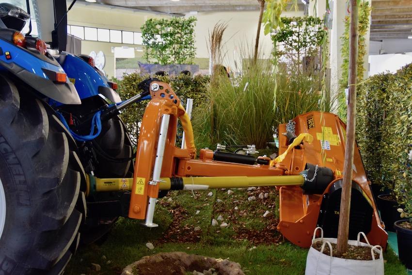 Manutenzione del territorio: l'importante ruolo della meccanica agricola