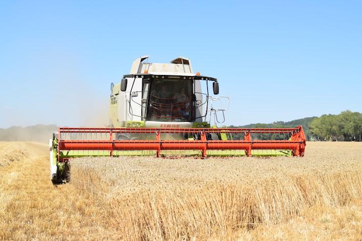 Macchine agricole: toccato il fondo, è l'ora della risalita
