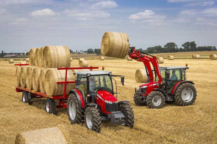 Massey Ferguson: due nuovi modelli a tre cilindri per la Global Series