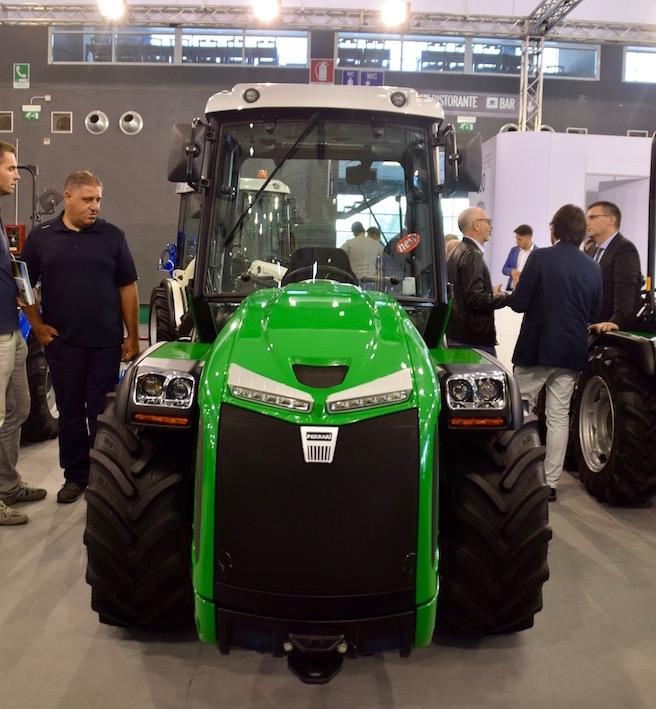 Bcs: il debutto del Vega L80, nuovo trattore di gamma alta