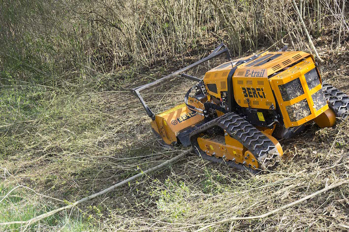 Berti: debutta all'Agritechnica la trinciatrice Forest Pro