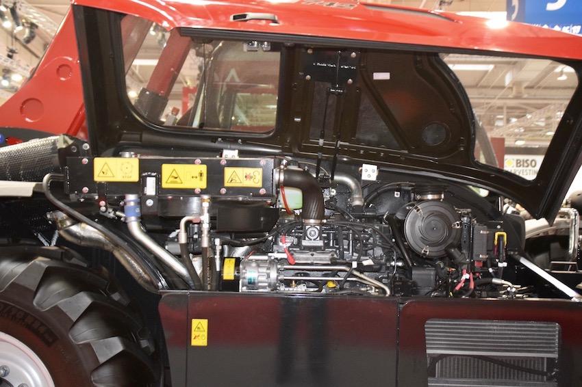 Case IH, un ulteriore upgrade per i sollevatori telescopici Farmlift