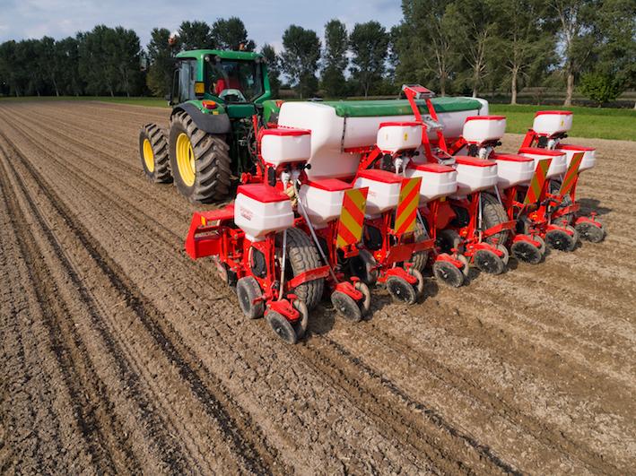 """Maschio Gaspardo: """"svelato"""" all'Agritechnica Chrono, il nuovo elemento di semina di precisione ad alta velocità"""