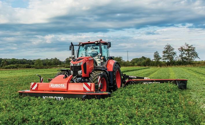 Kubota: debuttano all'Agritechnica I successori della serie M7001