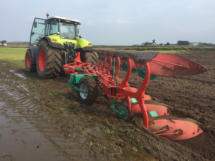 Kverneland: novità per la lavorazione del terreno e la semina