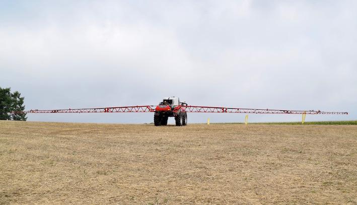 Kverneland Group: all'Agritechnica le novità per la concimazione e la protezione delle colture