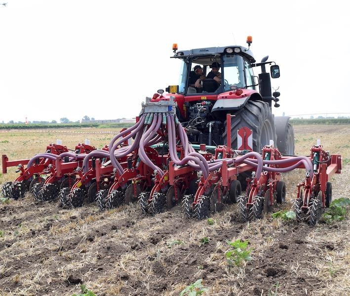 Meccanizzazione in agricoltura: sinergie Cai-Coldiretti