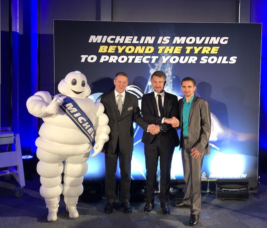 Michelin: 2018, l'anno del telegonfiaggio