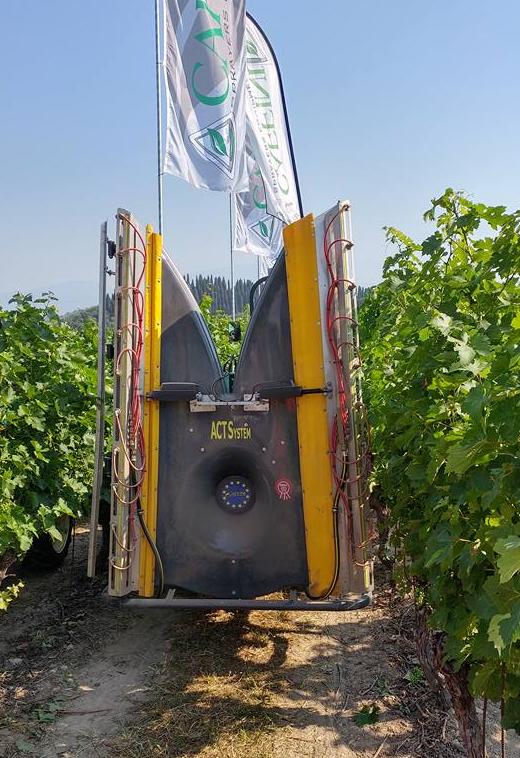 Caffini: innovazione e sostenibilità in mostra a Fieragricola